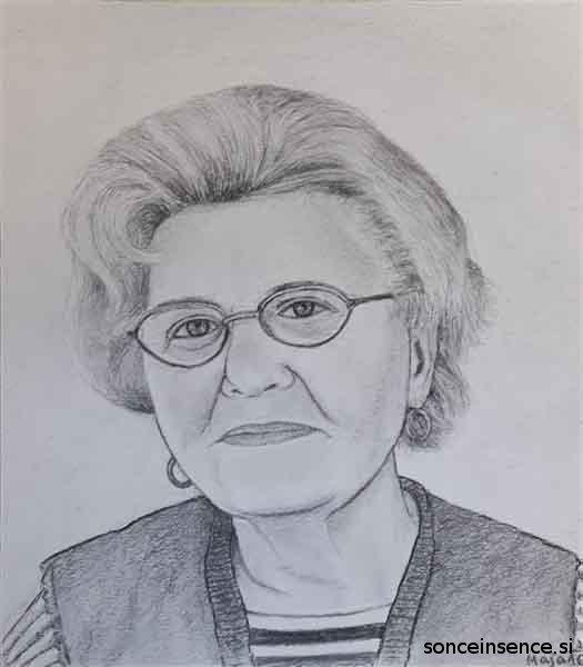 portret, oglje, 2016